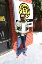 Riteish Deshmukh launches gold gym in Delhi on 16th June 2016
