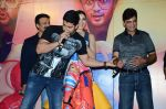 Riteish Deshmukh, Aftab Shivdasani, Vivek Oberoi, Urvashi Rautela at Great Grand Masti trailer launch on 16th June 2016 (151)_57639f40a3359.JPG