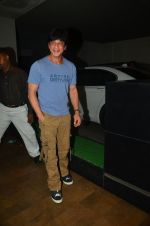 Shahrukh Khan at Udta Punjab screening hosted by Alia Bhatt in Lightbox on 16th June 2016