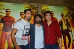 Varun Dhawan, Sajid Nadiadwala , Pritam Chakraborty at song launch from movie Dishoom in Mumbai on 16th June 2016 (41)_5763973065be2.JPG