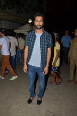 Vicky Kaushal at Udta Punjab screening in Sunny Super Sound on 16th June 2016