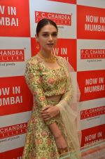 Aditi Rao Hydari in Payal Singhal at P. C. Chandra Jewellers store launch on 17th June 2016 (12)_57652f4570fa2.JPG