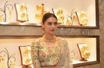 Aditi Rao Hydari in Payal Singhal at P. C. Chandra Jewellers store launch on 17th June 2016 (17)_57652f48e7220.JPG