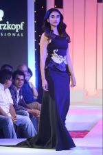 Aditi Rao Hydari walks for Schwarzkopf in Mumbai on 18th June 2016