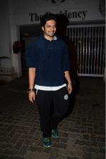 Ali Fazal at Karan Johar