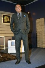 Bollywood actor Boman Irani speaks on style during the Blenders Pride Reserve Collection in Mumbai, India on June 18, 2016