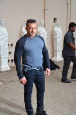 Bollywood actor Salman Khan during the press conference of film Sultan, in Mumbai, India on June 18, 2016