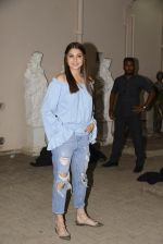 Bollywood actress Anushka Sharma during the press conference of film Sultan, in Mumbai, India on June 18, 2016 (19)_576645c84343d.JPG