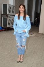 Bollywood actress Anushka Sharma during the press conference of film Sultan, in Mumbai, India on June 18, 2016 (33)_576645d0857d3.JPG