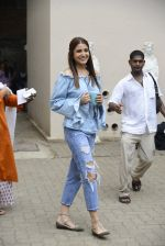 Bollywood actress Anushka Sharma during the press conference of film Sultan, in Mumbai, India on June 18, 2016 (4)_576645bdd167d.JPG