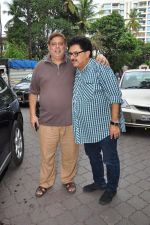 David Dhawan, Ashoke Pandit at Indian Film and Television Directors Association Meet on June 18, 2016