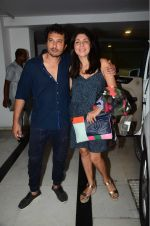 Homi Adajania at Karan Johar_s star studded bash in Mumbai on 18th June 2016(518)_576668f550e74.JPG