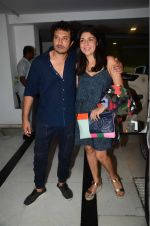Homi Adajania at Karan Johar_s star studded bash in Mumbai on 18th June 2016(519)_576668f5eaaa2.JPG