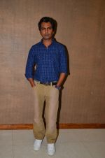 Nawazuddin Siddiqui during Raman Raghav 2.0 team cast meet on June 18, 2016