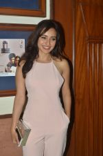 Neha Sharma during the launch of Young Bhartiya Foundation, an initiative by Ameya Pratap Singh in Mumbai, India on June 18, 2016 (13)_576629cf2513a.JPG