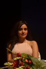 Neha Sharma during the launch of Young Bhartiya Foundation, an initiative by Ameya Pratap Singh in Mumbai, India on June 18, 2016 (5)_576629b4e30df.JPG