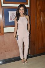 Neha Sharma during the launch of Young Bhartiya Foundation, an initiative by Ameya Pratap Singh in Mumbai, India on June 18, 2016 (8)_576629b7644f4.JPG