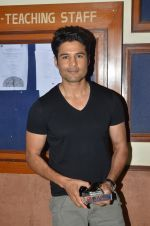 Rajeev Khandelwal during the launch of Young Bhartiya Foundation, an initiative by Ameya Pratap Singh in Mumbai, India on June 18, 2016