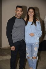 Salman Khan and Anushka Sharma during the press conference of film Sultan, in Mumbai, India on June 18, 2016 (1)_576645ea22675.JPG