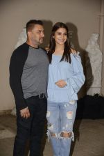 Salman Khan and Anushka Sharma during the press conference of film Sultan, in Mumbai, India on June 18, 2016 (5)_576645ec8c633.JPG
