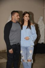 Salman Khan and Anushka Sharma during the press conference of film Sultan, in Mumbai, India on June 18, 2016 (6)_576645ed1ad41.JPG
