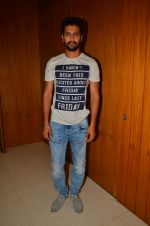 Vicky Kaushal during Raman Raghav 2.0 team cast meet on June 18, 2016