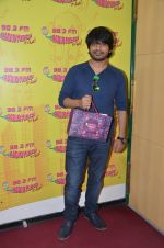 Ankit Tiwari at Radio Mirchi Studio for his new single Badtameez on 20th June 2016 (3)_5767a76caf5e1.JPG