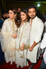 Huma Qureshi, Rhea Chakraborty, Saqib Saleem at Baba Siddique & Zeeshan Siddique_s Iftaari celebration on 19th June 2016(262)_5767a1bd59feb.JPG
