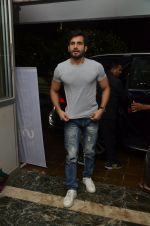 Karan Tacker at 50th play of Vandana Sajnani