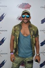 Terence Lewis at Asilo monsoon brunch in Mumbai on 19th June 2016
