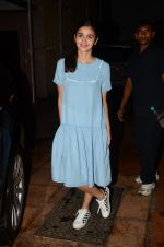 Alia Bhatt at Udta Punjab success bash in Mumbai on 20th June 2016