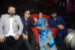 Asha Bhosle, Pritam Chakraborty, Mika Singh, Wajid on the sets of SAREGAMA on 21st June 2016 (47)_57694cc4081d4.JPG