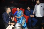 Asha Bhosle, Pritam Chakraborty, Wajid on the sets of SAREGAMA on 21st June 2016