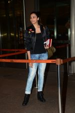 Daisy Shah leave for IIFA day 1 on 20th June 2016
