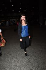 Dia Mirza snapped at airport on 20th June 2016