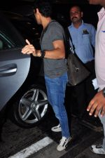 Farhan Akhtar leave for IIFA day 1 on 20th June 2016