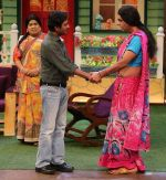 Nawazuddin Siddiqui promote Raman Raghav 2.0 on the sets of The Kapil Sharma Show on 21st June 2016