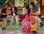 Nawazuddin Siddiqui, Vicky Kaushal, Anurag Kashyap promote Raman Raghav 2.0 on the sets of The Kapil Sharma Show on 21st June 2016