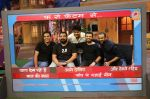Nawazuddin Siddiqui, Vicky Kaushal, Anurag Kashyap, Kapil Sharma promote Raman Raghav 2.0 on the sets of The Kapil Sharma Show on 21st June 2016