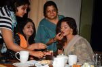 Neetu Chandra bday with her family on 20th June 2016