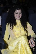 Palak Muchhal celebrates World Yoga Day at whistling woods on 21st June 2016