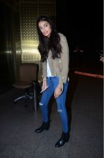 Athiya Shetty leaves for IIFA on Day 2 on 21st June 2016