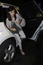Dia Mirza leaves for IIFA on Day 2 on 21st June 2016(203)_576a223120e0f.JPG