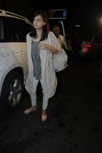Dia Mirza leaves for IIFA on Day 2 on 21st June 2016(209)_576a2234af0bb.JPG
