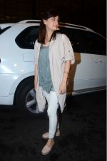 Dia Mirza leaves for IIFA on Day 2 on 21st June 2016(329)_576a224c1eb3d.JPG