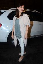 Dia Mirza leaves for IIFA on Day 2 on 21st June 2016(330)_576a224ca5832.JPG