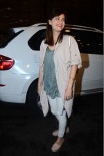 Dia Mirza leaves for IIFA on Day 2 on 21st June 2016(332)_576a224dbff87.JPG