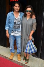 Farah Khan, Shirish Kunder at Kriti film premiere on 22nd June 2016