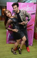 Johny Baweja, Reeth Mazumder for Scandall film in Delhi on 21st June 2016 (24)_576a1f63593b0.JPG