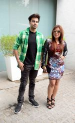 Johny Baweja, Reeth Mazumder for Scandall film in Delhi on 21st June 2016 (4)_576a1f615f876.JPG